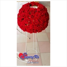 WEDDING PARTY ROSE STAND DECORATION