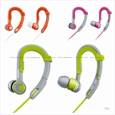 Philips SHQ3300 Sports Earphones . Earhook . SecureFit . Lightweight