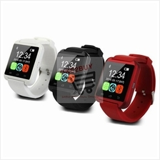 U8 Bluetooth Smart Watch Touch Screen Connect Android iOS Smartphone