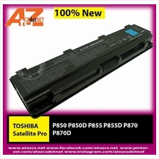 Battery TOSHIBA Satellite Pro P850 P850D P855 P855D P870 P870D