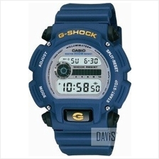 CASIO DW-9052-2 G-SHOCK classic Built-To-Last watch Navy Blue
