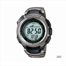 CASIO PRG-110T-7V PRO TREK Solar Alti-Temp-Compass titanium watch