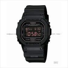 CASIO DW-5600MS-1 G-SHOCK Military Inspired Edition resin strap Limite
