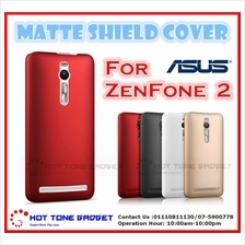 ASUS Zenfone 2 Selfie Laser Matte Shield Back Case Cover Casing