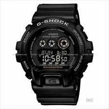 CASIO GD-X6900-1 G-SHOCK bigger 10 yrs resin strap black