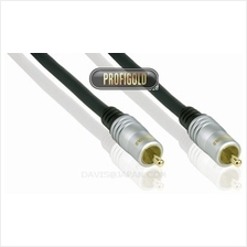 PROFIGOLD PRO PGV6033 3.0m/9.8ft RCA Male - RCA Male interconnect