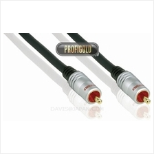 PROFIGOLD PRO PGD485 5.0m/16.4ft Digital Coax RCA Male -RCA Male cable