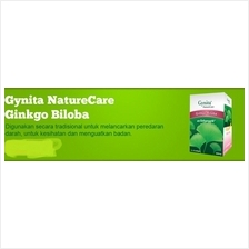 Ginkgo Biloba (Health Blood Circulation Anti Oxidant Numbness ) 90Caps