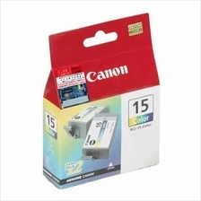 Canon BCI-15 CLR Colour Ink (Genuine) BCI15CLR i70 i80