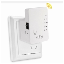 300Mbps Portable WiFi Repeater Router Wireless Signal Extender, Suppor..