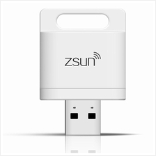 ZSUN Wifi Wireless Smart Card Reader for iPhone, Android Phone, Window