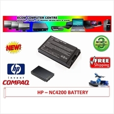 HP Business NC4200 / NC4400 / TC4200 / TC4400 SERIES LAPTOP BATTERY