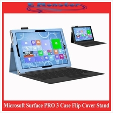 Premium Microsoft Surface PRO 3 Case Flip Cover Stand 12-inch Tablet