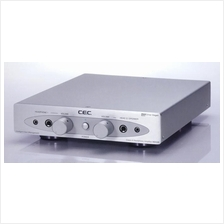 C.E.C. HD53R v.8 Class A Headphone amplifier - for phones & speakers