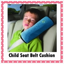 Baby Car Auto Safety Seat Belt Harness Shoulder Pad Cushion
