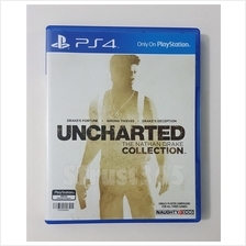 PS4 Uncharted The Nathan Drake Collection - PLAYSTATION 4 (R3)