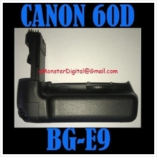 Canon EOS 60D REBEL X0D BG-E9 BGE9 Battery Grip