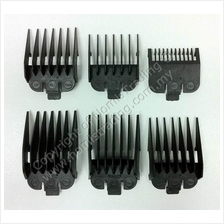 HTC 6 in 1 Attachment Combs for Wahl Clipper