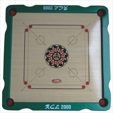 RCL CRB 2000 Carrom Board (12mm plywood, Frame Size:910 X 910 X 45mm)