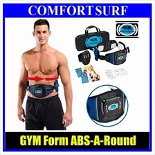 Gym Form Abs A Round Toning Belt 360� Muscle stimulation Slimming Fat