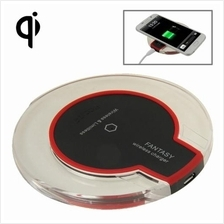 New Qi Wireless Charger iPhone Samsung Receiver S6 Edge s5 s4 s3