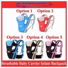 Baby Carrier Infant Backpack Wrap 4 Types Carrying Style Free Earpick