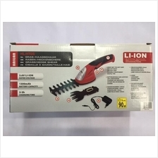 3.6V  CORDLESS LI-ION GRASS & HEDGE SHEAR