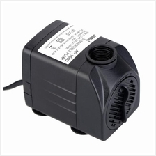 220-240V 1000/1500/2500 L/H 9/20/38W Submersible Aquarium Water Pump