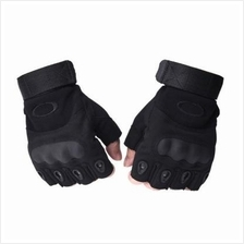 Protective Half Finger Gloves Mountain Bike Racing Motorcycle Spot Har