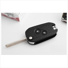 Flip Remote Flip Key Case For NEW Honda JAZZ, CRV, City , 2 Button