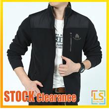 Jeep Men Long Sleeve Autumn and Winter Jacket Coat