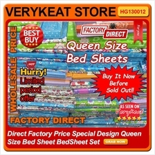 Direct Factory Price Special Design Queen Size Bed Sheet BedSheet Set