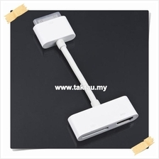 Digital AV HDMI Adapter cable For iPod Touch iPhone 4 4G iPad 1 iPad 2