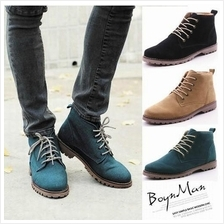 T008049 Korean Men Casual Boot Stylish Shoes