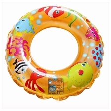 INTEX FLOAT RING ( AGE 6-10 YR ) ORANGE COLOR