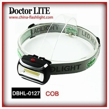 3w New High Quality COB Head Light Hedlamp 200 Lm