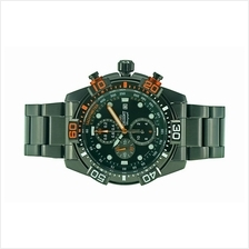 ORIENT Men Chronograph Sporty Quartz CTT16001F