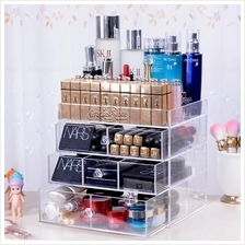 Makeup Organizer Top Tray Large Drawers Storage Box Bathroom Organizer
