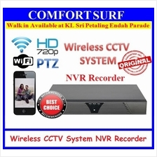 Wireless CCTV SYSTEM NVR Recorder + HD Wireless NVR IP Camera Package