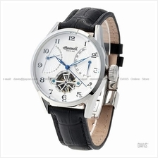 INGERSOLL IN6901WH Automatic Stetson Date M-White Leather LE