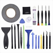 24 Pieces Opening Pry Tool Repair Kit and Screwdriver Set for Samsung