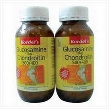 Kordel's Glucosamine + Chondroitin 500/400 (2x90's) (Joint Relief)