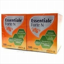 Essentiale Forte N Value Pack (2x100's) (LIVER SUPPLEMENT)