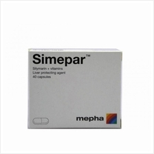 Simepar Twin Pack (2x40's + 10's FREE!!) (LIVER SUPPLEMENT)