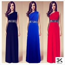 Elegant!! Women Evening Gown Dinner Long Dress (D1419)