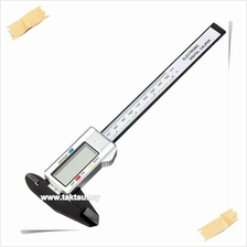6inch 150 mm Digital Vernier Caliper Micrometer Guage LCD Screen