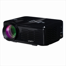 Uhappy U35 800LM Home Theater 640*480 Mini Projector with Remote Contr