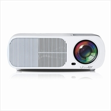 Uhappy U20 2600LM 1080P Home Theater 800*480 Mini Projector with Remot