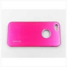 iPhone 5 fashion colorful case casing cover (Red)