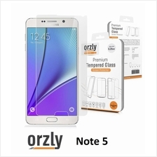 [Ori] Orzly Premium Tempered Glass 0.24mm - Samsung Galaxy Note 5